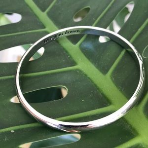 Lia Sophia live you dream bangle bracelet